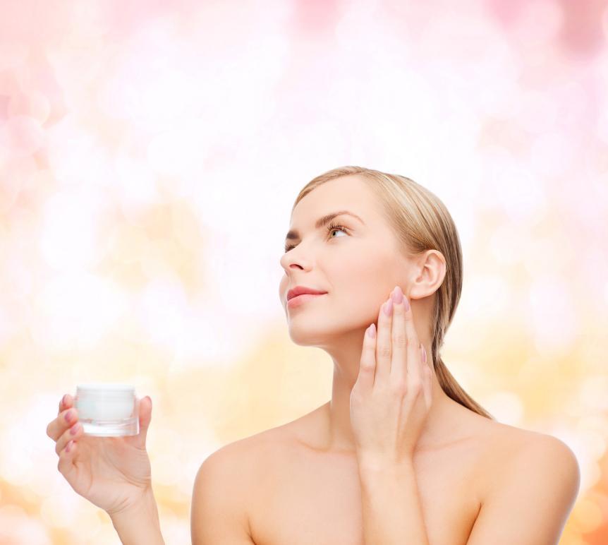 Антибактериальный крем для лица от прыщей