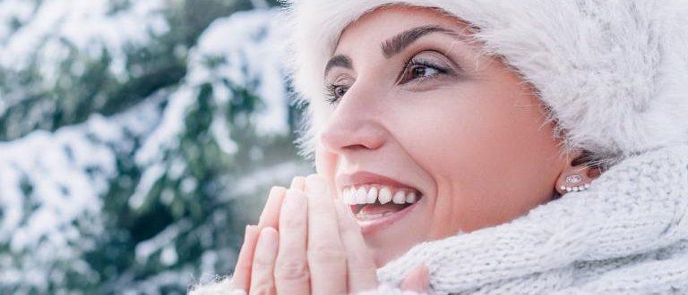 Как правильно ухаживать за лицом зимой