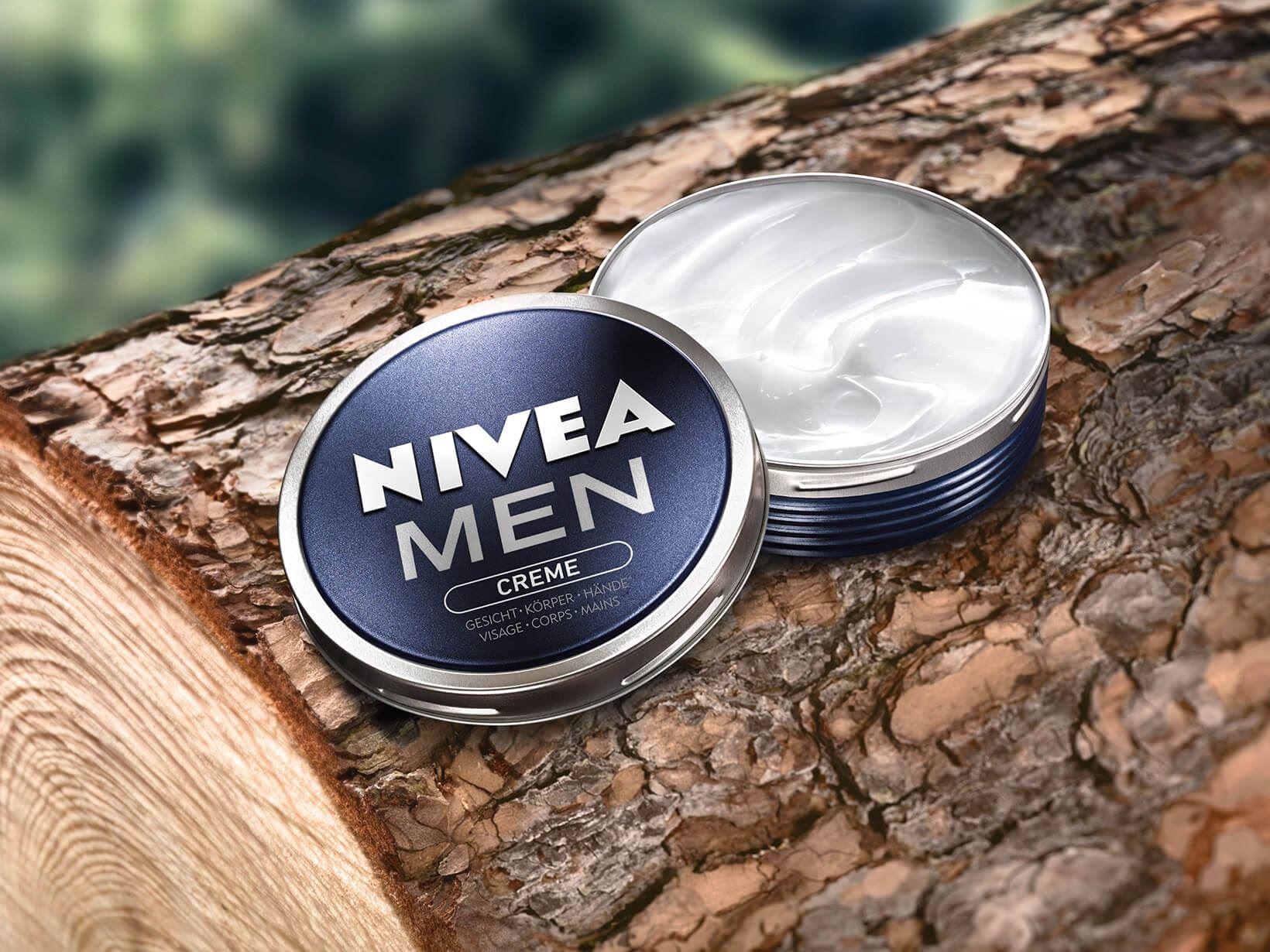 Крем для лица nivea серии nivea men