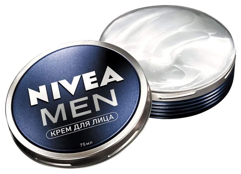 Состав крема для мужчин