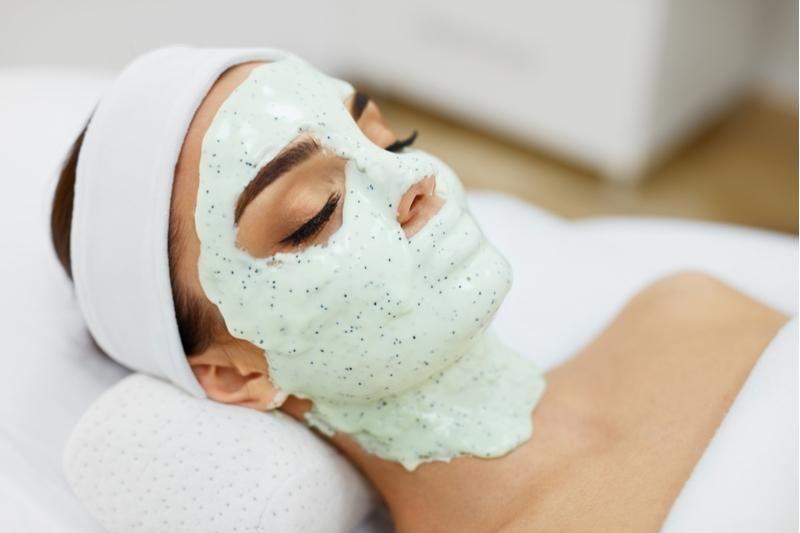Рецепты домашних альгинатных масок для лица