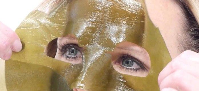 Лучшие домашние маски для лица из ламинарии против морщин и для питания кожи