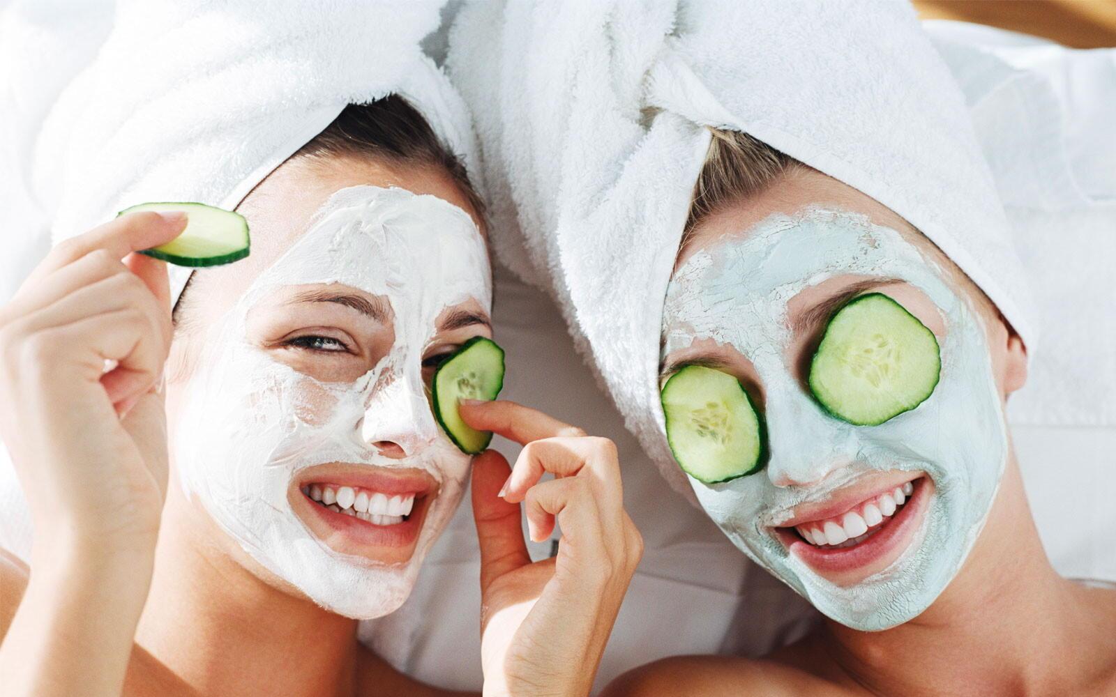 Создание масок для лица