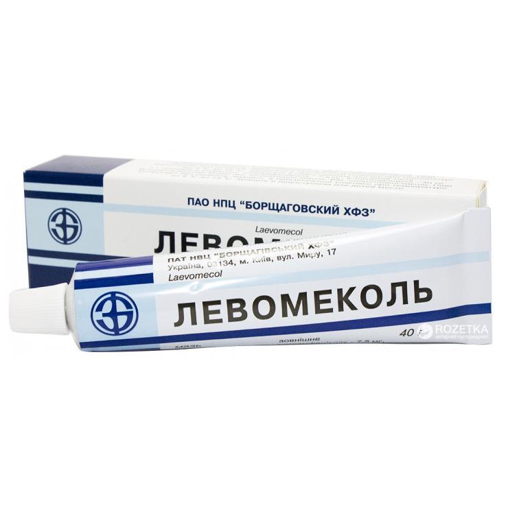 Левомеколь крем