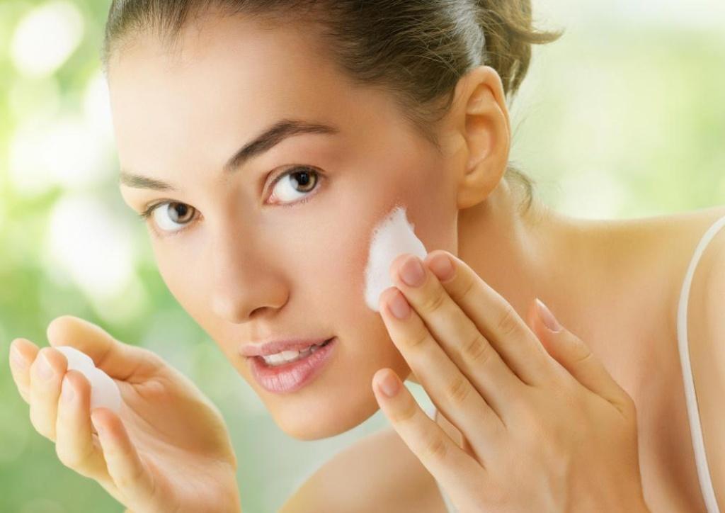 Эффект от крема для лица