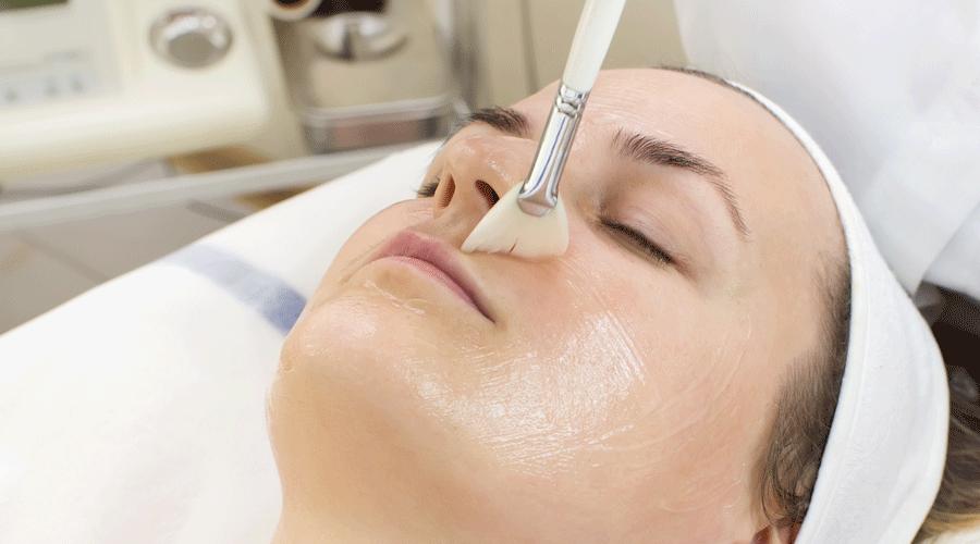 European facial procedure nude domination
