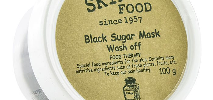 Skinfood Black Sugar Mask Wash Off Honey и Strawbarry