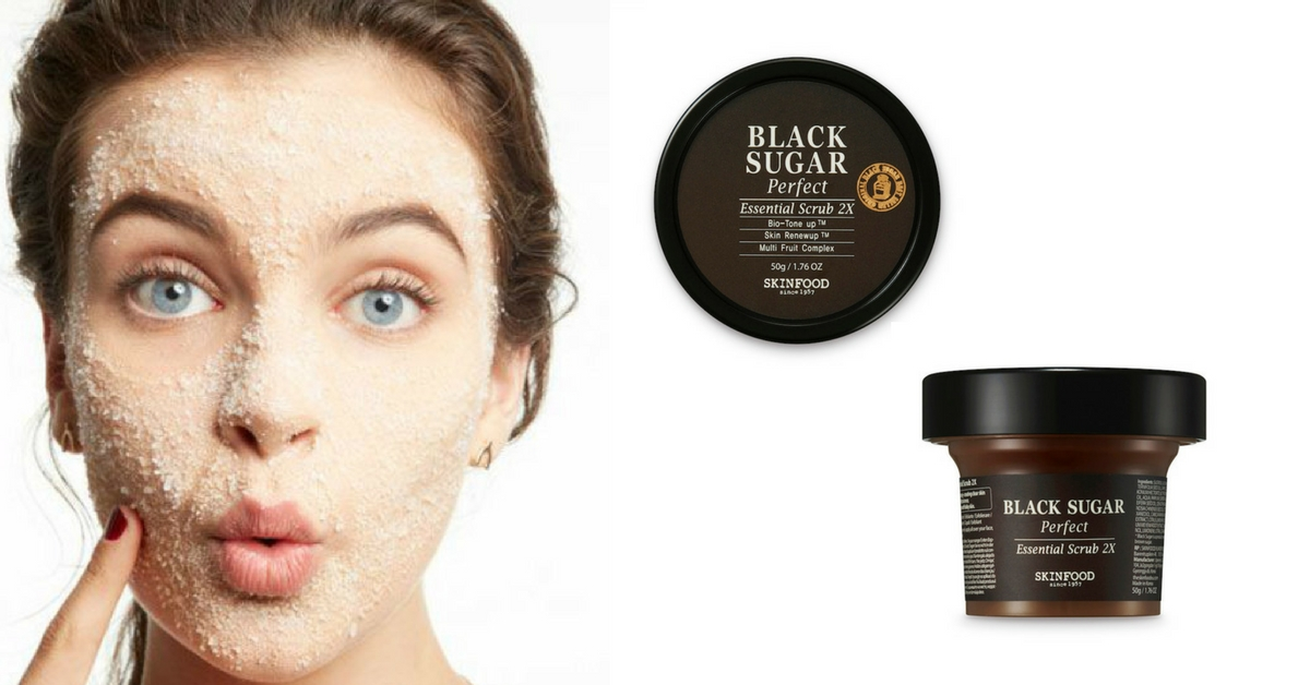 Отзывы на Skinfood Black Sugar Mask