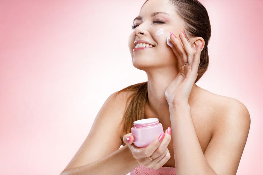 Действие крема на кожу