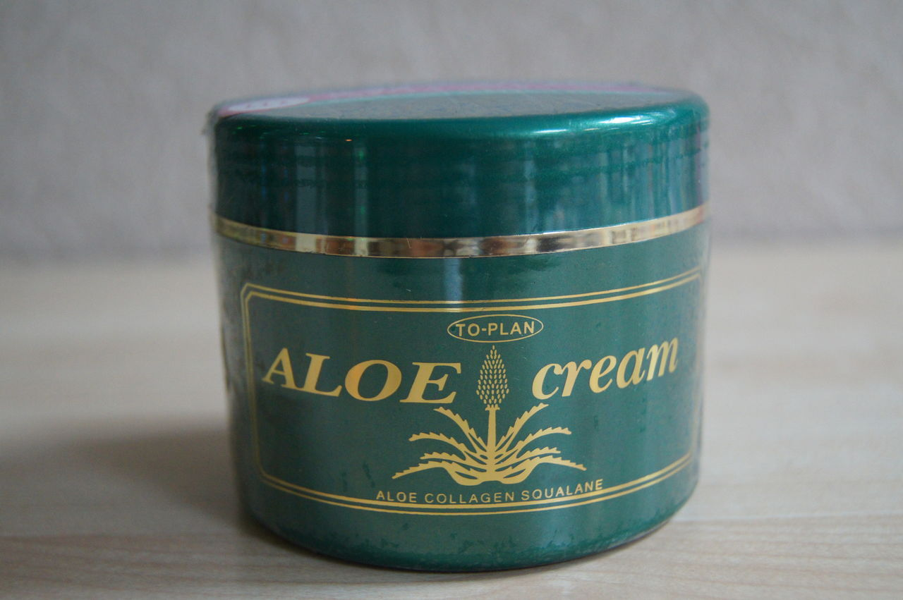 To Plan»Aloe Cream