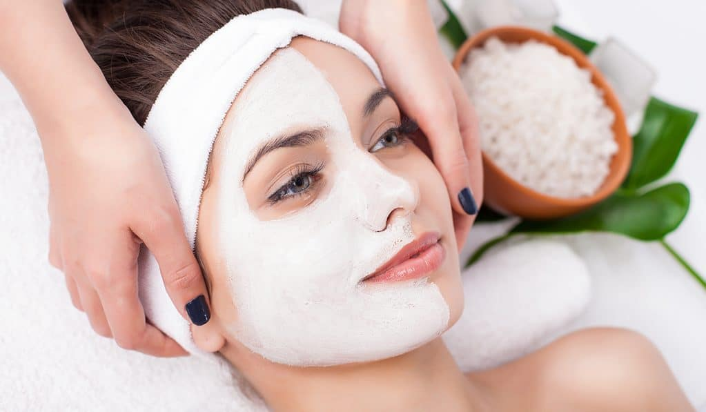 Особенности использования содовой маски