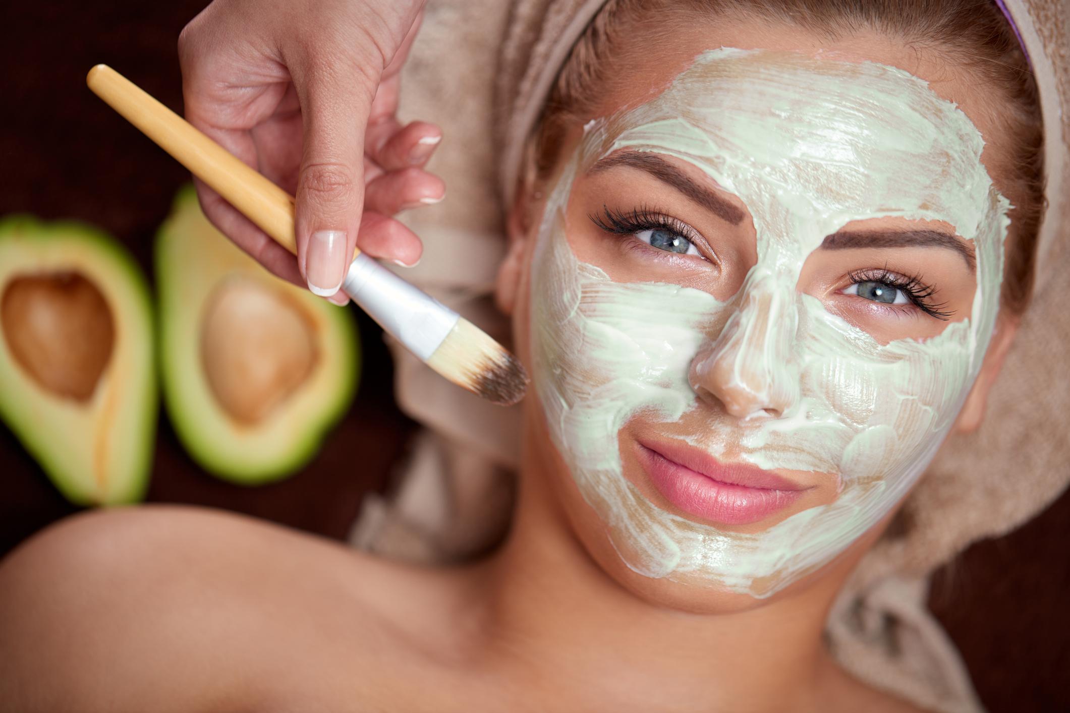 Как часто можно наносить маску на лицо?