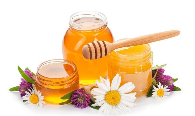 Глина, мёд
