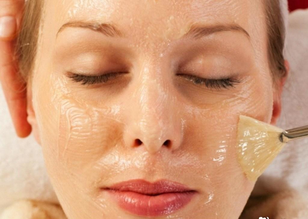 как сделать маску на лицо