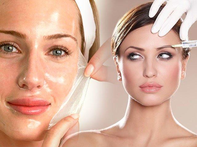 Лучшие маски для лица с эффектом ботокса