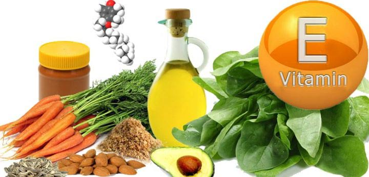 приготовить соедства с витамином Е в домашних условиях