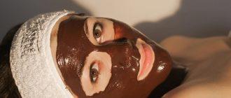 Лучшие маски с какао