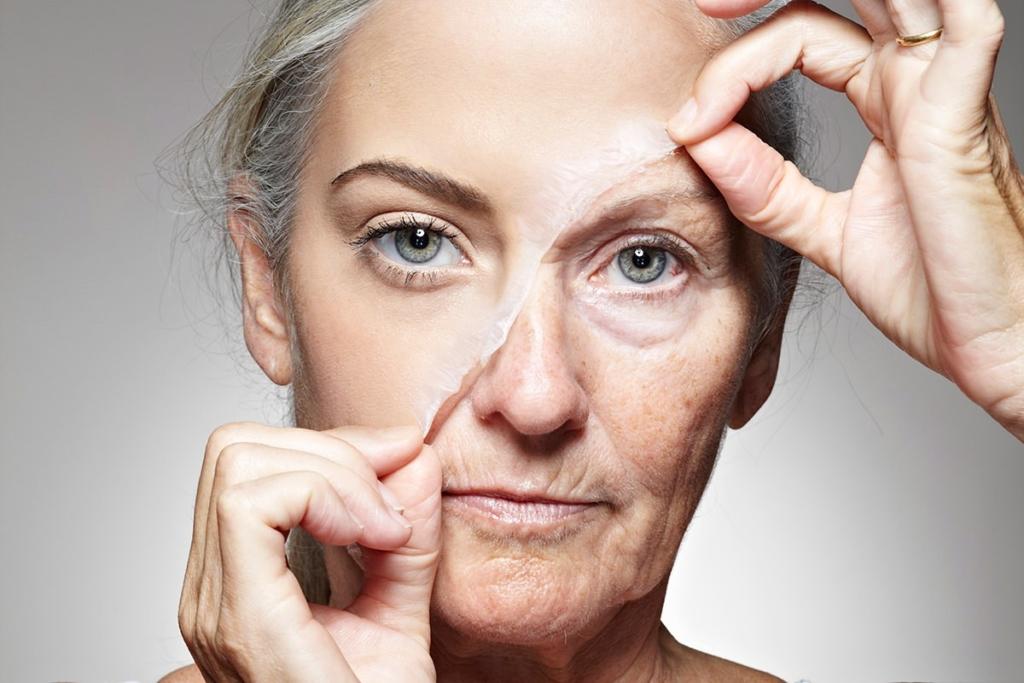 Почему стареет кожа