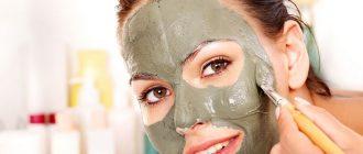 Чем полезна маска из глины для лица