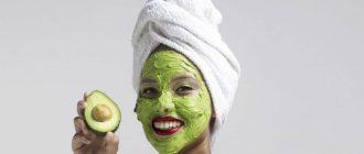 Лучшие рецепты масок из авокадо для вашей кожи