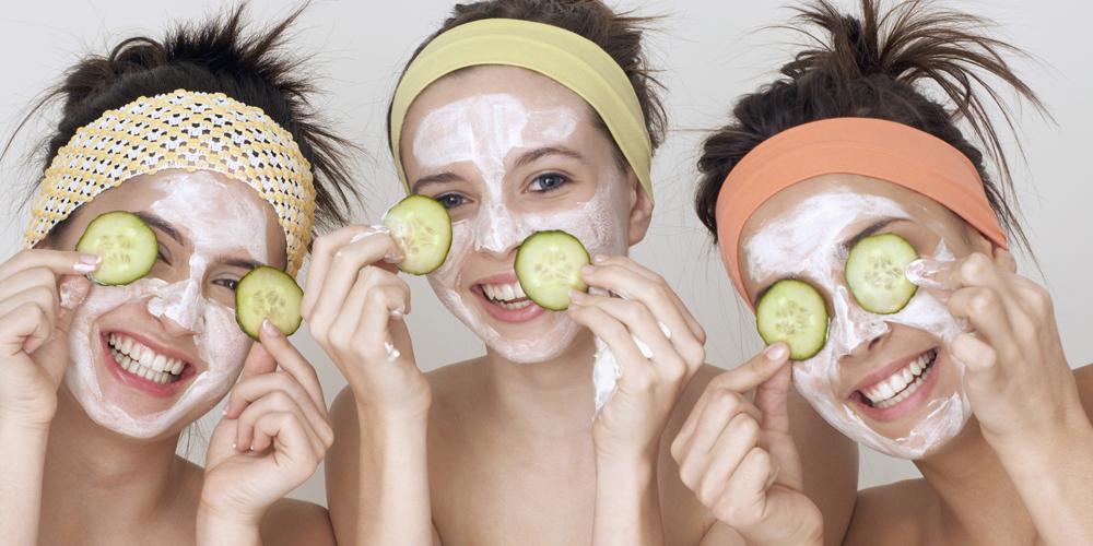 Эффективные маски для лица в бане