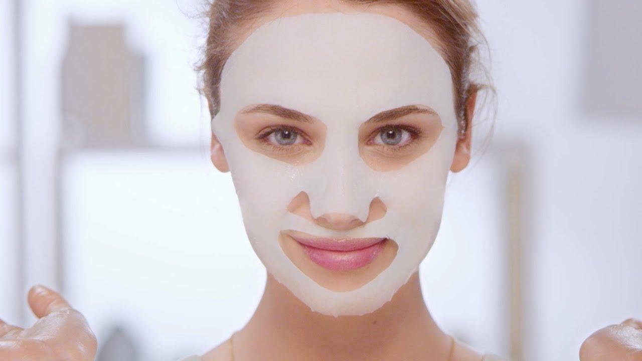 Отзывы тканевой маски