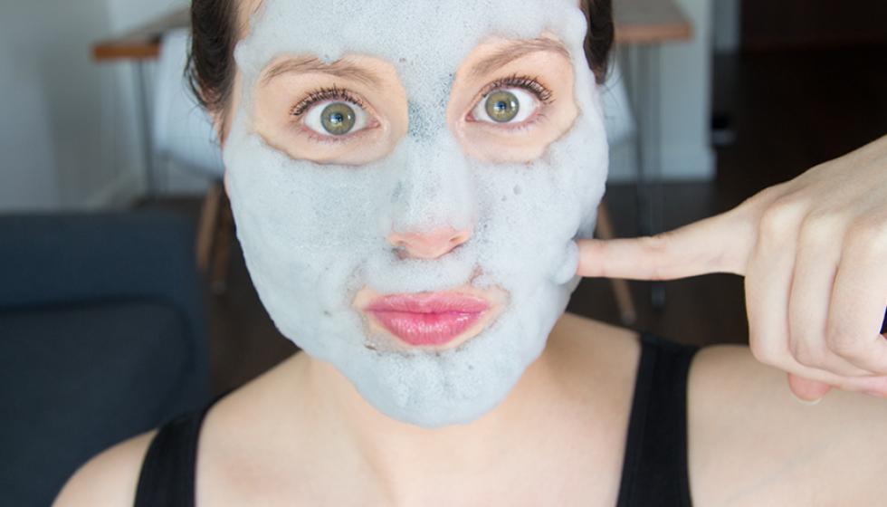 Пенящаяся маска для лица – какую выбрать?