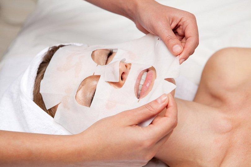 Польза и эффективность тканевых масок для лица