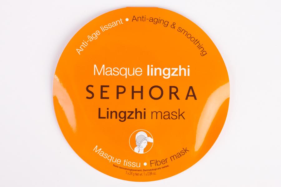 Антивозрастная Lingzhi Mask от Sephora