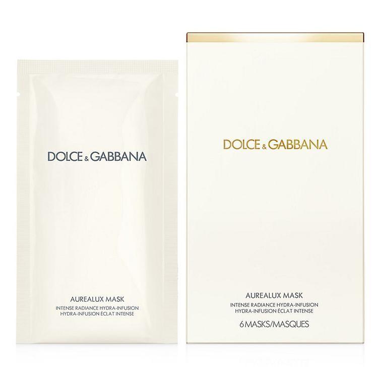 Увлажняющая тканевая маска Dolce&Gabbana Aurealux