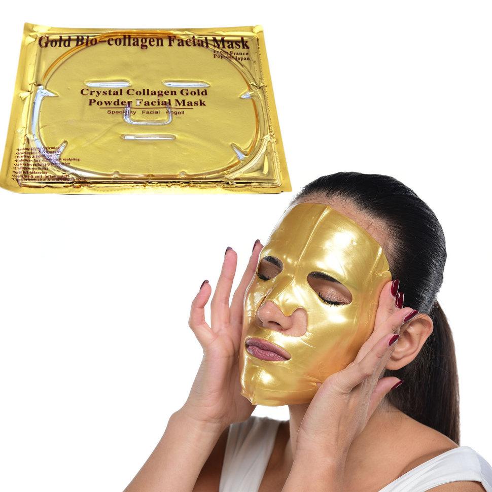 Лучшие коллагеновые маски для лица
