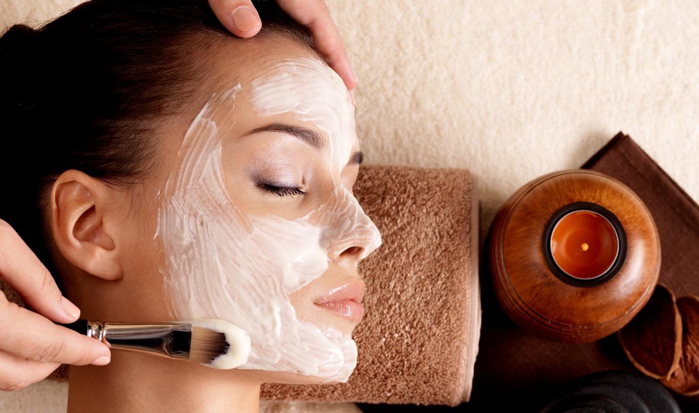 использование лучших масок для лица