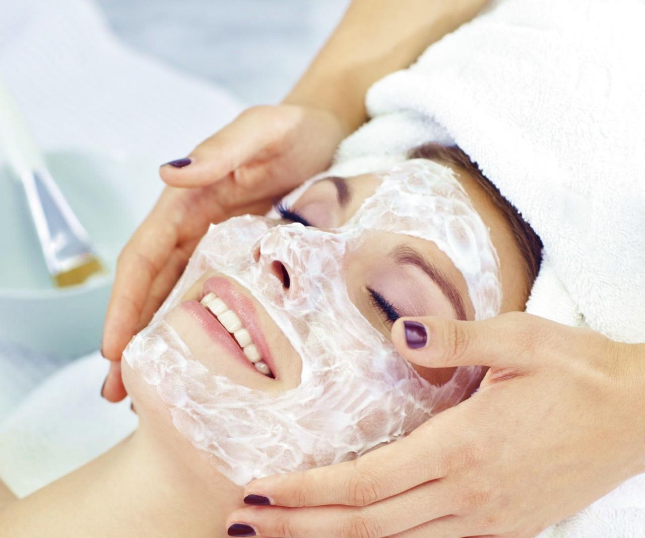Эффективные рецепты масок для лица