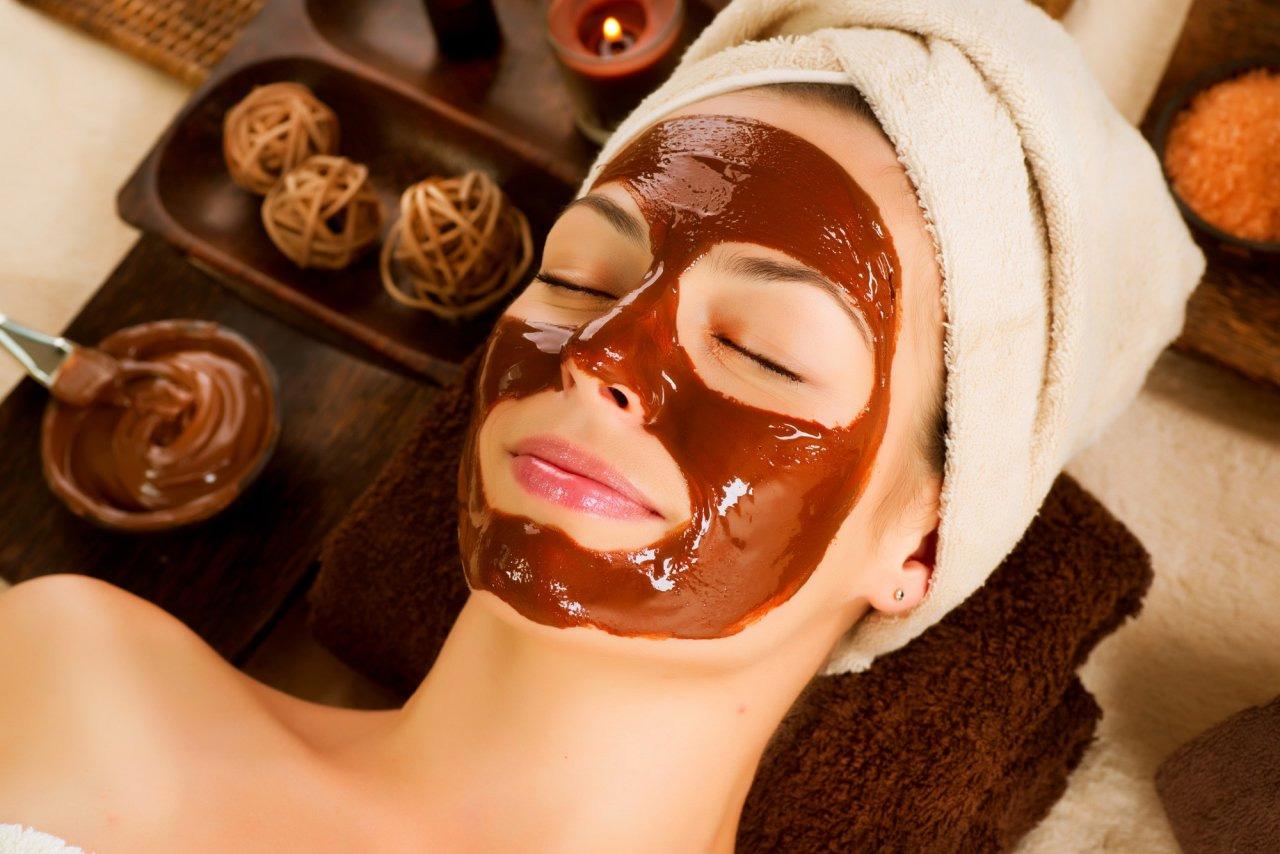Полезные свойства шоколада для нашего лица