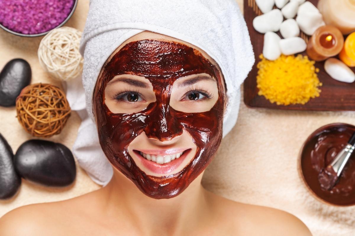 Лучшие маски для лица с использованием шоколада
