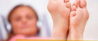 Что делать, если шелушится кожа на большом пальце ноги