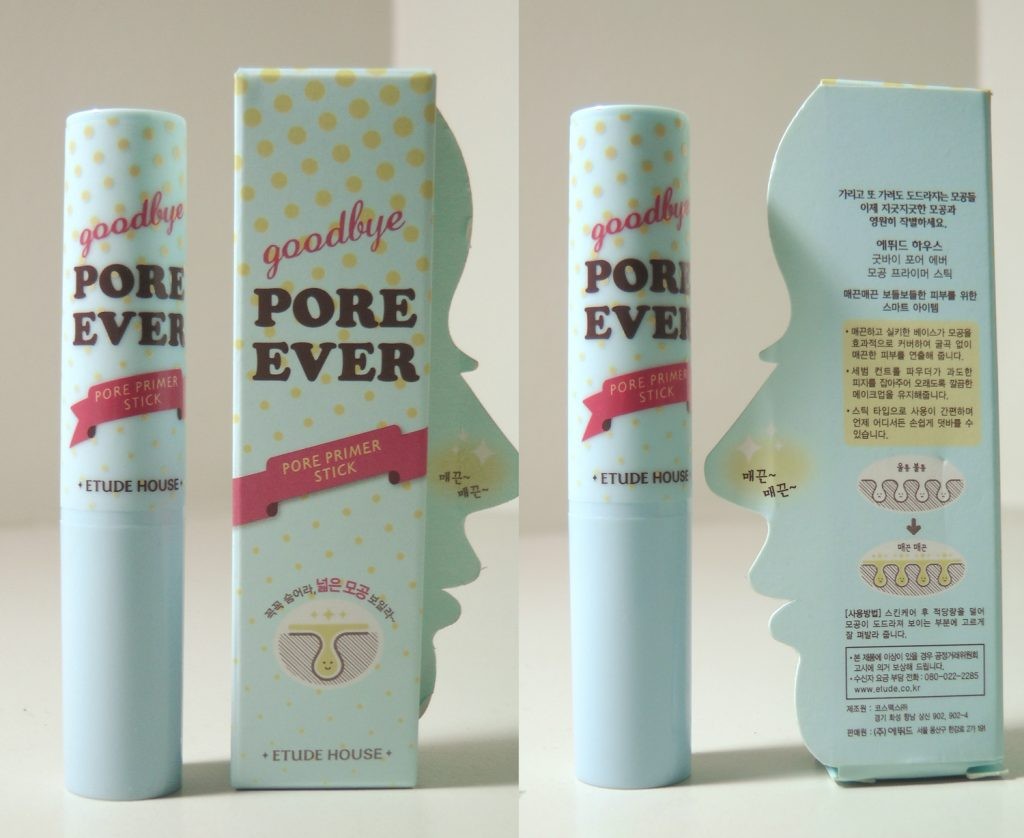 Etude House Goodbye Pore Ever Pore Primer Essence