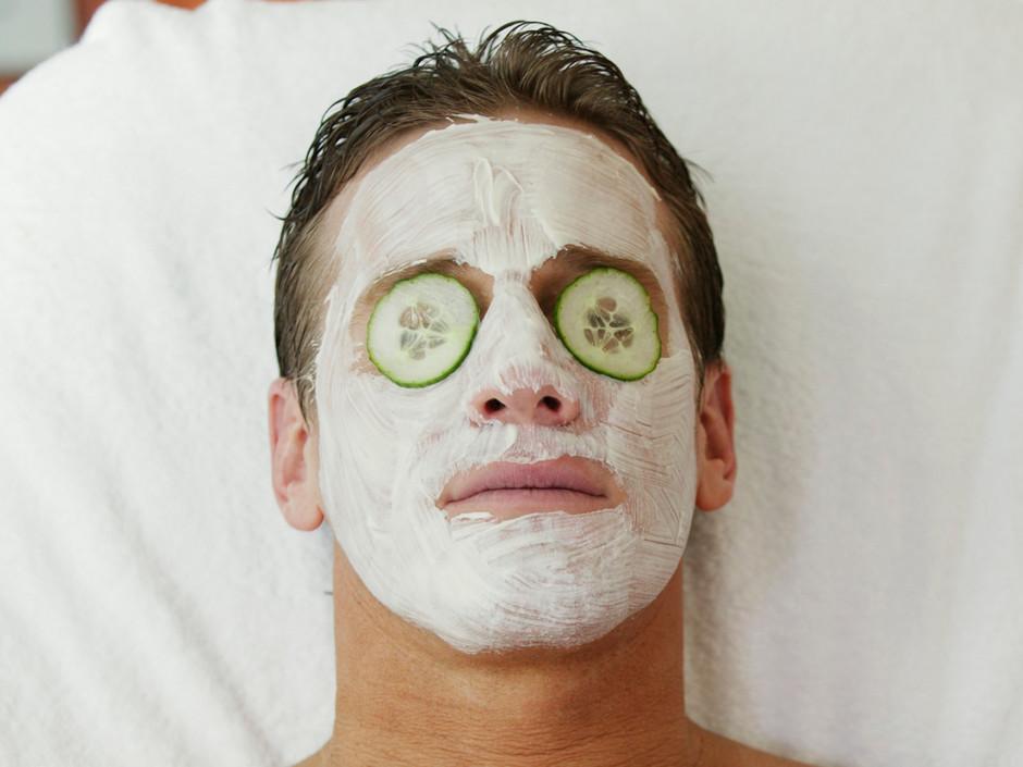 Лучшие мужские маски для лица