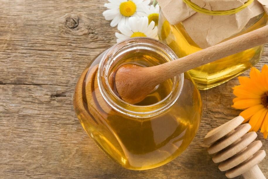Мед для ухода за кожей