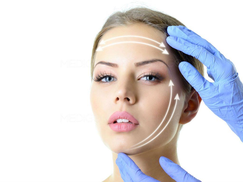 Виды инъекций для лица
