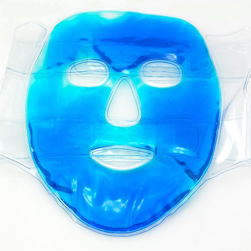 использование гелевых масок для лица