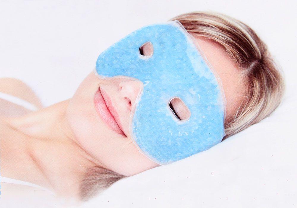использование гелевых масок