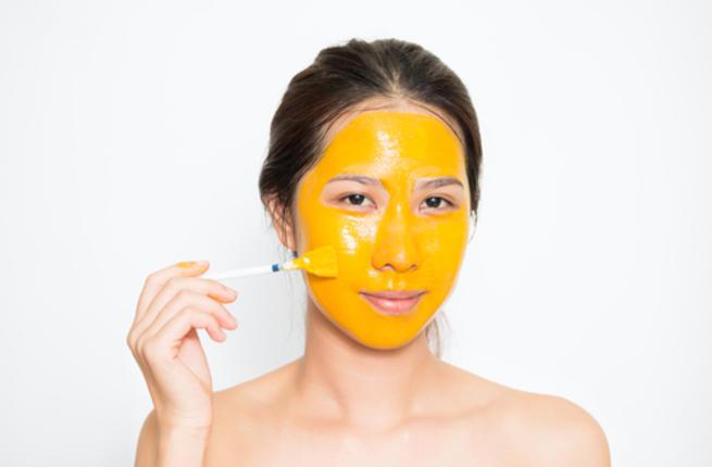 Лучшие рецепты масок с использованием куркумы