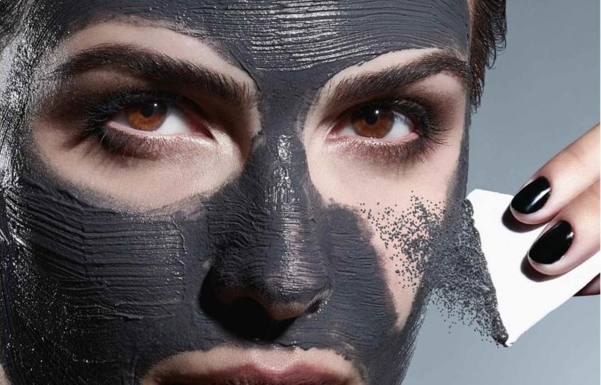 Женщина в маске нейлоновой видео #11