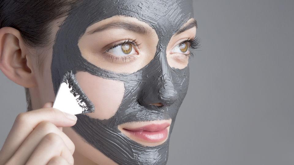 Магнитная маска для проблемной кожи лица