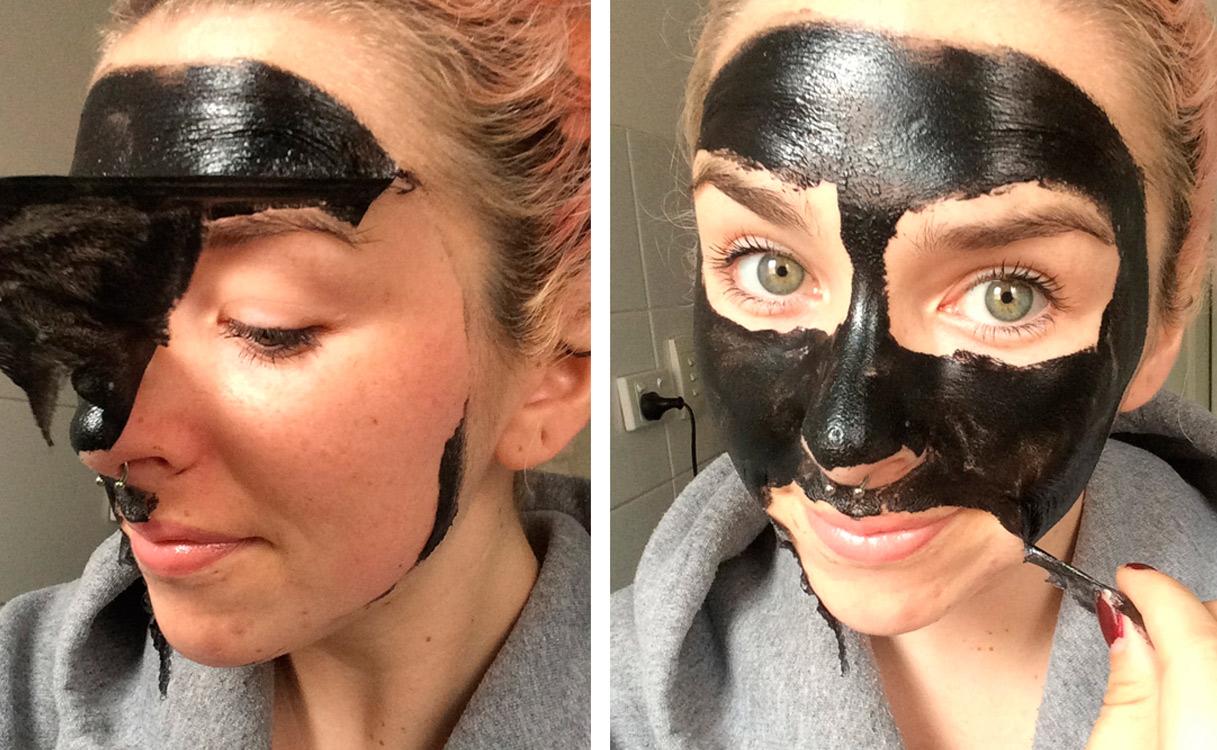использование масок