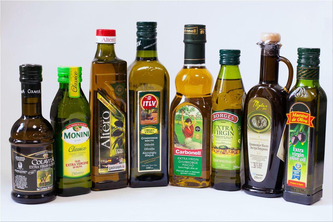оливковая масло