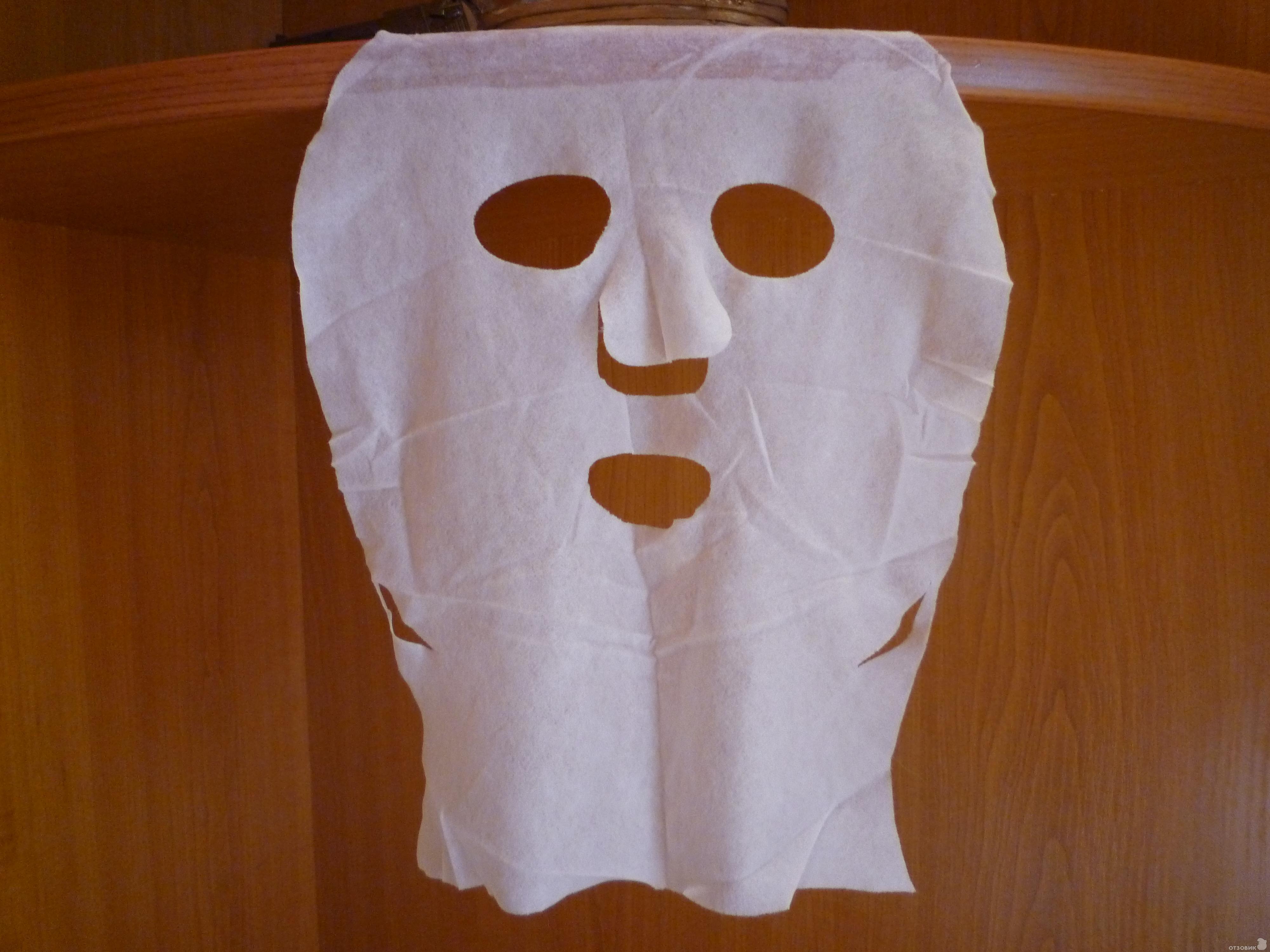 Польза тканевой маски