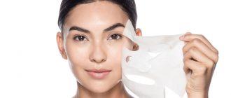 Что такое тканевая маска