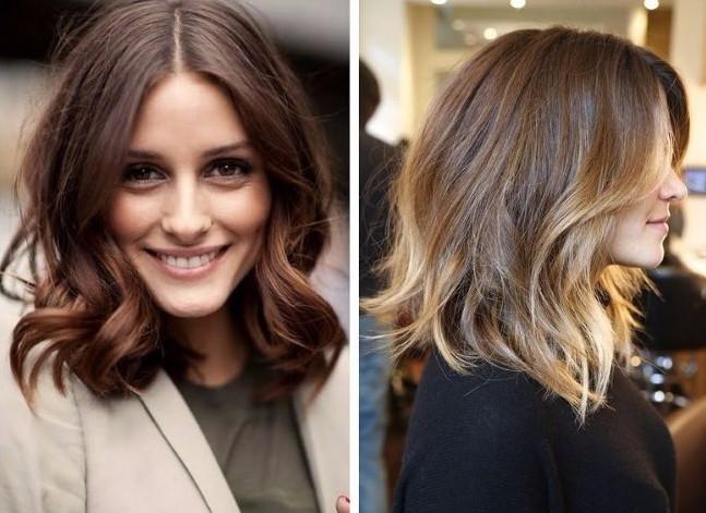 Фото до и после стробинга волос